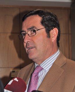 """Foto: Antonio Garamendi reclama """"ejemplaridad"""" en los empresarios y """"transparencia"""" en la CEOE (EUROPA PRESS/CEL)"""