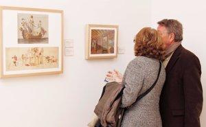 Foto: 'Viajes por España', la nueva exposición de Richard Ford (NATALIA ROMERO)