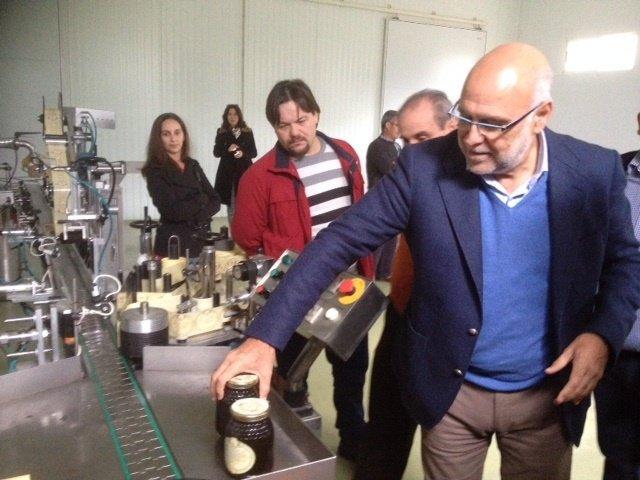 Foto: La producción de miel en Extremadura oscila entre las 5.000 y 7.500 toneladas anuales