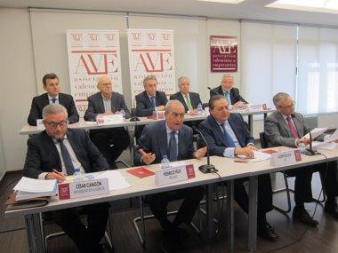 Foto: Empresaris valencians advertixen que endarrerir el Corredor Mediterrani a 2020 encarirà els costos un 37% (Europa Press)
