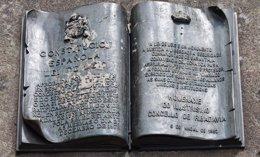 Foto: Artículo 135 de la Constitución, qué dice y de dónde viene la polémica (WIKICOMMONS)