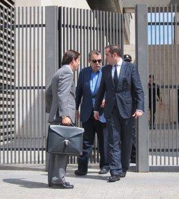 """Foto: El fill de Soler testifica que son pare """"sempre"""" ha negat el segrest a Soriano i que va patir amenaces (EUROPA PRESS)"""