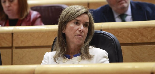 Foto: Ana Mato dimite por el caso Gürtel (EUROPA PRESS)