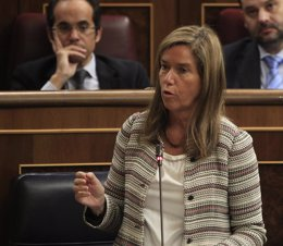Foto: Reacciones a la dimisión de la ministra de Sanidad (EUROPA PRESS)