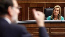 Foto: Rajoy busca reactivar sus recetas anticorrupción en un debate marcado por la citación de Mato en Gürtel y su dimisión (EUROPA PRESS)