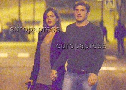 Foto: Sara Carbonero e Iker Casillas celebran una romántica cena íntima