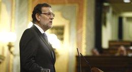 Foto: Rajoy garantiza que el corrupto estará obligado a devolver los bienes con los que ilícitamente se ha enriquecido (EUROPA PRESS)