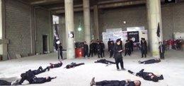 Foto: Un vídeo muestra el brutal entrenamiento de Estado Islámico a niños (YOUTUBE)