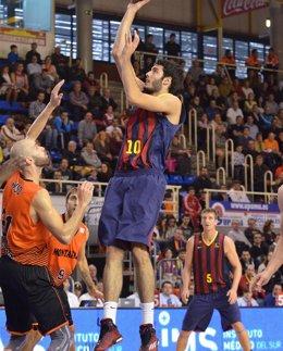 Foto: El Barcelona puede lograr su victoria 1.000 en la era ACB (ACB PHOTO)