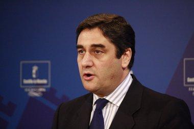 Foto: Echániz se descarta para ocupar el Ministerio de Sanidad (EUROPA PRESS)