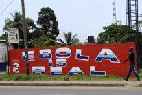"""""""El Ébola Es Real"""", Mensaje En Monrovia"""