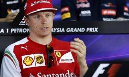 """Foto: Raikkonen: """"Vettel y yo tenemos el objetivo común de devolver a Ferrari al nivel que le corresponde"""" (EDGAR SU / REUTERS)"""