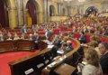Foto: El Parlament rechaza convocar concursos para gestionar centros sanitarios de la red pública (EUROPA PRESS)