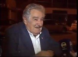 Foto: VÍDEO: La reacción de José Mujica cuando un hombre le pide dinero (YOUTUBE)