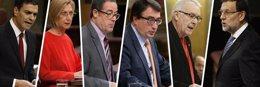Foto: El debate sobre las medidas contra la corrupción en 34 frases (EUROPA PRESS)