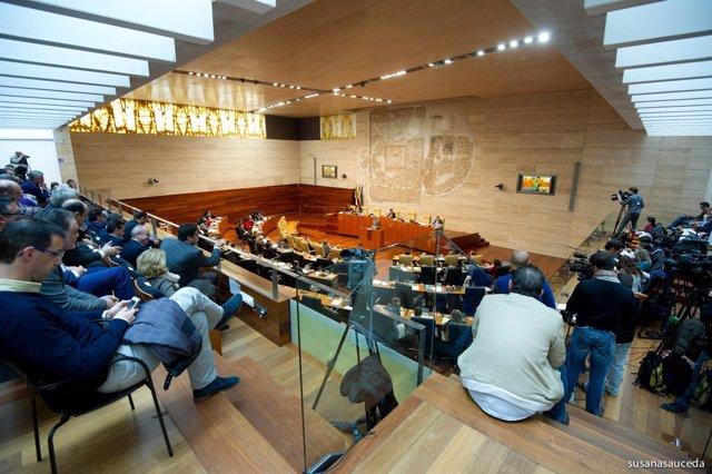 """Foto: El Gobierno extremeño considera que la convocatoria """"responde a las expectativas"""""""