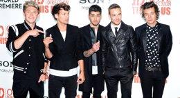 Foto: One Direction bate récords en Billboard con Four, su nuevo disco (CORDON PRESS)