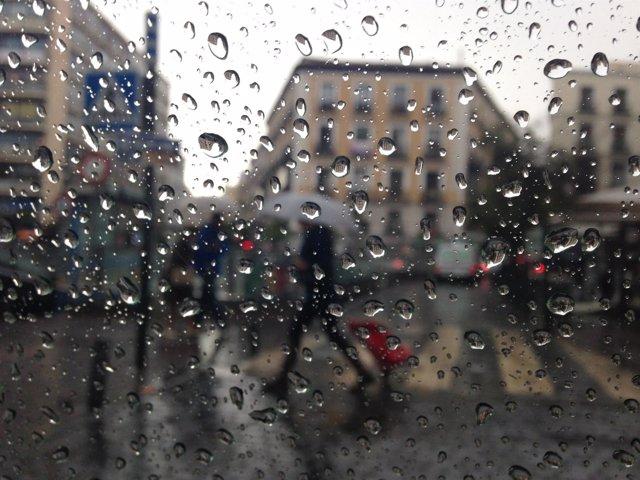 Foto: Alerta amarilla por lluvias y fuertes vientos