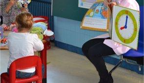Foto: Escuelas contra la dermatitis atópica ( LABORATORIOS DERMATOLÓGICOS A-DERMA )