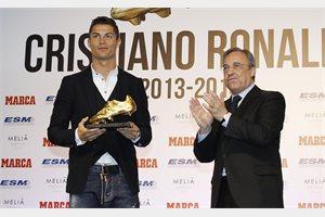 El Real Madrid pide 'neutralidad' a Platini con el Balón de Oro