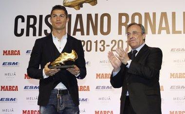 """Foto: El Real Madrid pide """"neutralidad"""" a Platini con el Balón de Oro (MARCA)"""