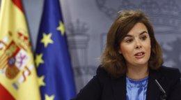 """Foto: El Gobierno dice que """"utilizará la fórmula que sea más correcta"""" para modificar la ley (EUROPA PRESS)"""