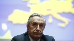 Foto: El presidente de la CNMC valora el programa de clemencia con el que se han detectado 21 cárteles en España (EUROPA PRESS)
