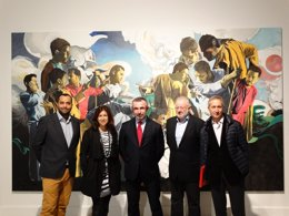 Foto: El CAC Málaga acoge la primera exposición individual en un museo de Manuel León (EUROPA PRESS/CAC)