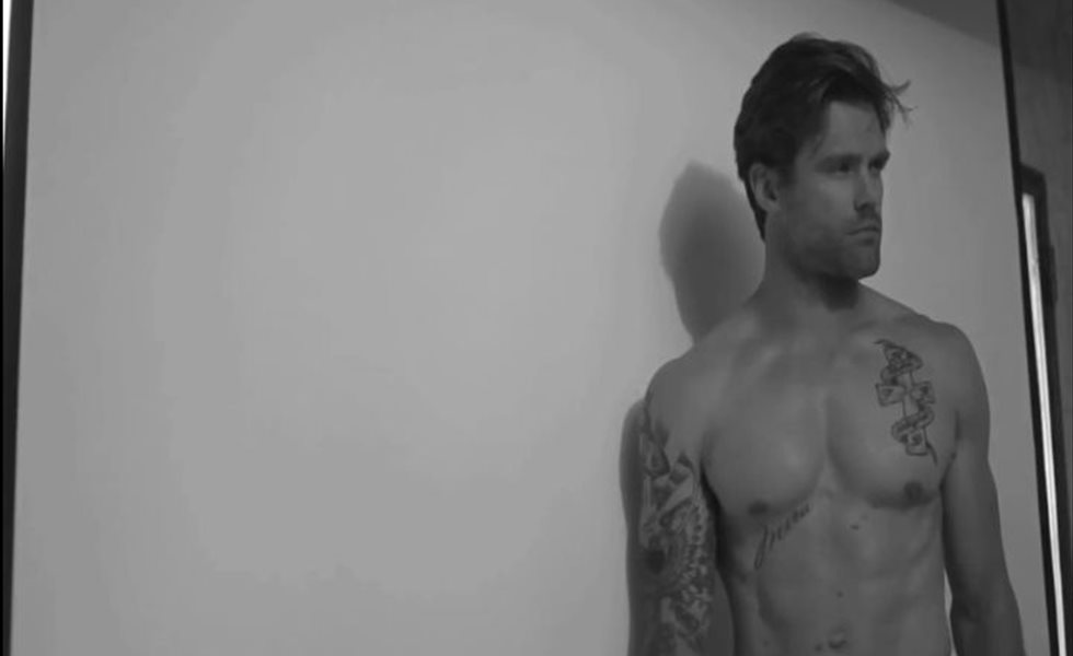 "Nick Youngquest, un modelo de portada Men""s Health"