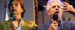 Foto: Los candidatos uruguayos cierran sus campañas con discursos de agradecimiento (REUTERS)