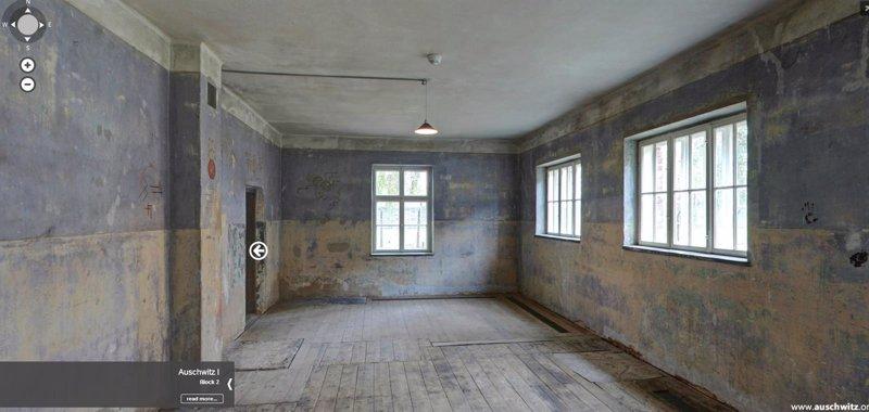 Visita virtual al campo de concentraciu00f3n de Auschwitz