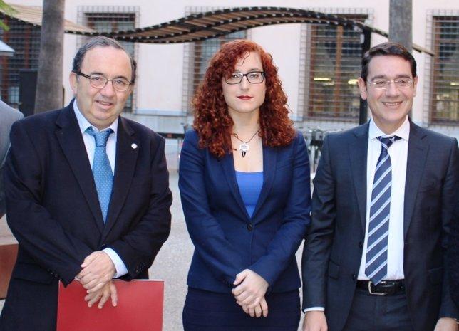 Presentaci n de la representante de la oficina europea de for Oficina empleo murcia