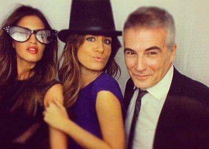 Foto: Sara Carbonero se va de fiesta con sus compañeros de Telecinco
