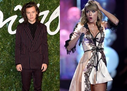 Foto: Harry Styles y Taylor Swift, ¿segunda oportunidad en Londres?