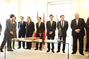 Foto: El nuevo consejero de Madrid, Javier Maldonado, apuesta por la continuidad (EUROPA PRESS)