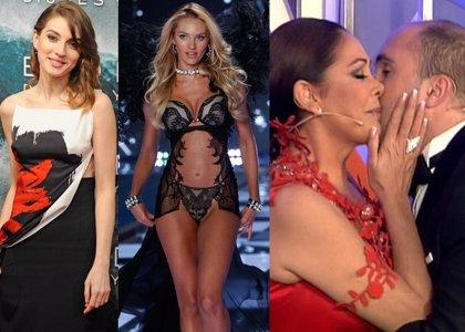Foto: Mireia Belmonte, María Valverde y Blanca Padilla, nuestras mejores Victoria's Secret, y el 'vis a vis' de Pantoja