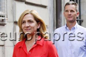 Foto: Urdangarín, un 'pacto' 6 años de cárcel, el Fiscal le pide 19, y Manos Limpias 26 (EUROPA PRESS)