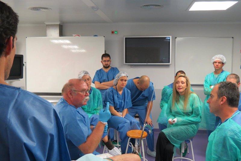 COMUNICADO: El Dr. Gilbert Taglang imparte en la UIC un curso ... - Europa Press