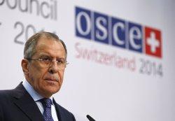 Sergei Lavrov, el ministro de Exteriores ruso.