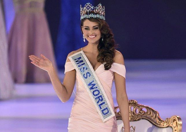 Rolene Strauss, la sudafricana que se alza como Miss Mundo 2014