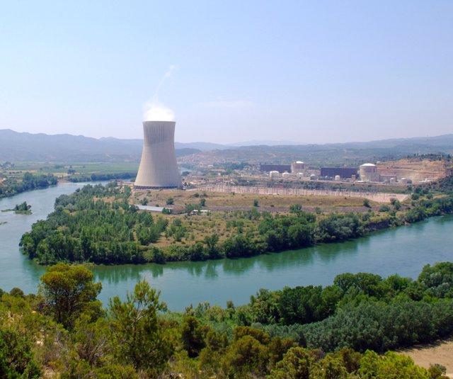 Foto: La central nuclear Ascó II finaliza el parón tras las tareas de mantenimiento
