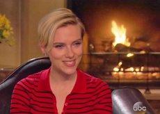 "Foto: Scarlett Johansson i les escenes de sexe: ""Resulten alliberadores"" (ABC )"