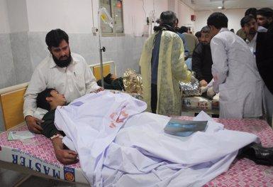 Foto: Pakistan retira la moratòria de la pena de mort (STRINGER PAKISTAN / REUTERS)