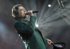 Foto: Joaquín Sabina supera la por escènica al segon concert a Madrid (IVAN DEL MONTE)