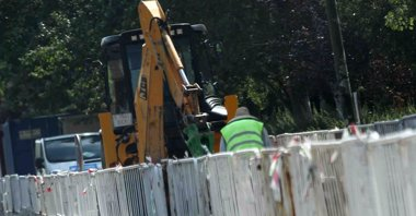 Foto: Aragón es la Comunidad autónoma con menor número de accidentes de trabajo (EUROPA PRESS)