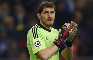 """Foto: Casillas: """"Si no ganamos el sábado cambiaremos todos los titulares"""" (REUTERS)"""