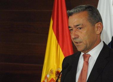Foto: Rivero no cree que Clavijo quiera eliminar la Cotmac (CEDIDA)