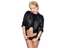 Miley Cyrus y su prenda favorita, los pantys sin costuras de Golden Lady