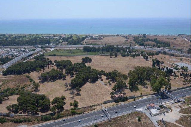 Foto: El Plan Especial del parque del Benítez se llevará a aprobación provisional al pleno de este viernes
