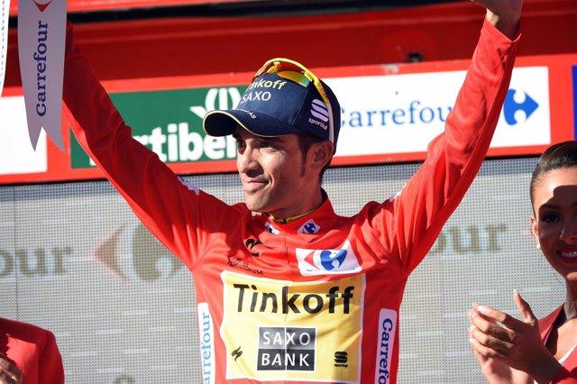 Foto: Contador, el mejor de 2014 para los lectores de 'Cyclingnews'
